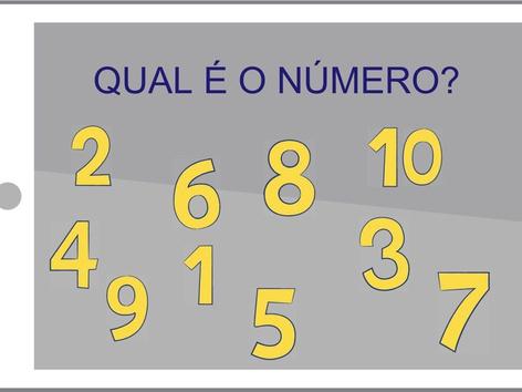 Qual é o número? by Mayumi Oyama