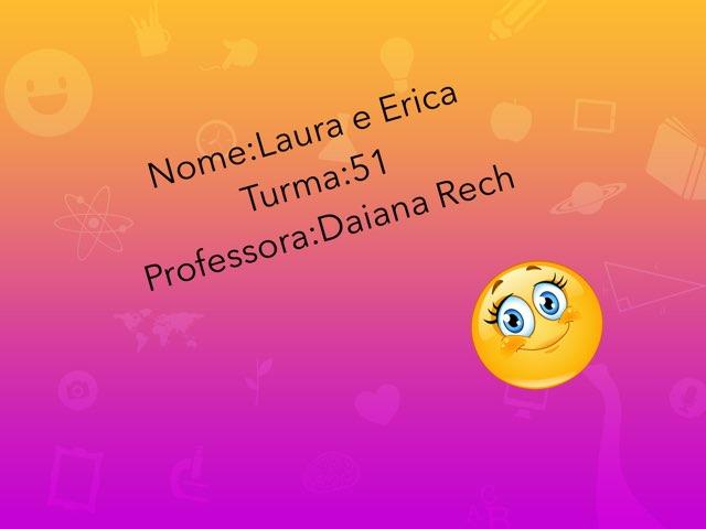 Laura e Erica  by Rede Caminho do Saber