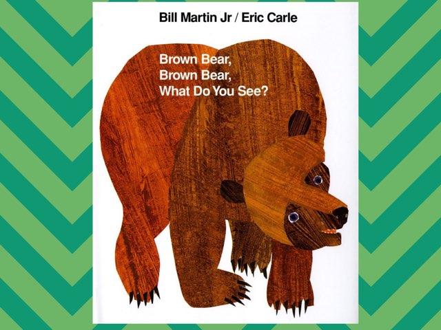 Brown Bear by Marielle Bringer