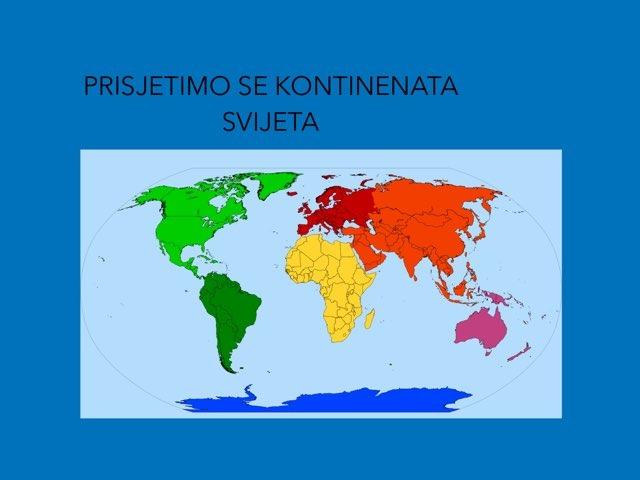 Geografija- Europa by Sanja Koroman