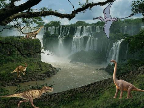 Puzzle Dinosaurios by Eva Camarero de Gracia