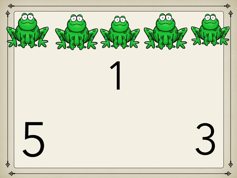Counting To 10 Game by Cindy Derienzo