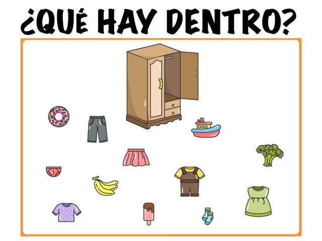 ¿Qué Hay Dentro? by Hadi  Oyna