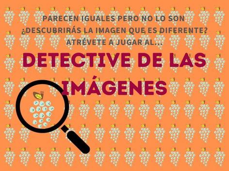 DETECTIVE DE LAS IMÁGENES. by Jose Sanchez Ureña