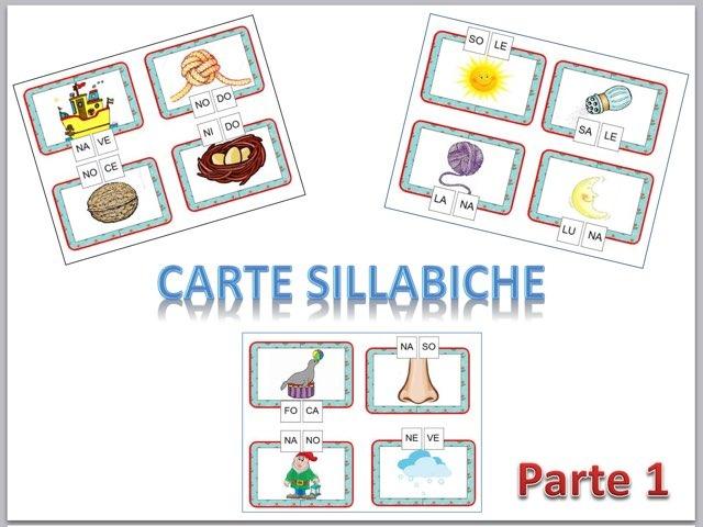 Carte Sillabiche by Lia Mastrogiacomo