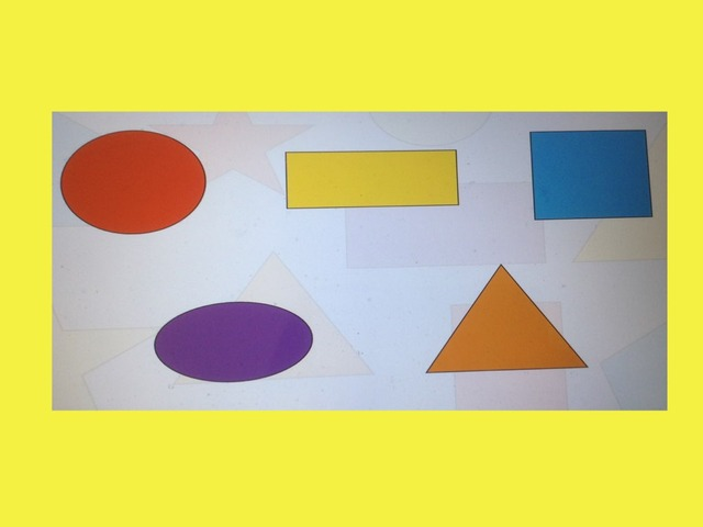 2d Shape by Deborah Fletcher