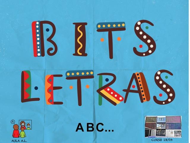 BITS LETRAS by Aida Muestra A.L.