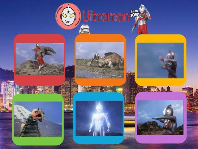 Ultraman  by Brian Alejandro Gil