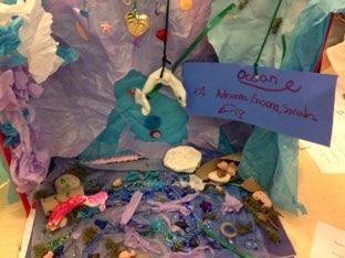 511 Ocean biome  by 2nd Grade