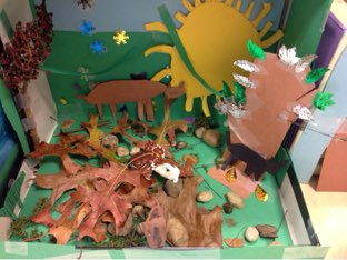 511 Temperate Forest  by 2nd Grade