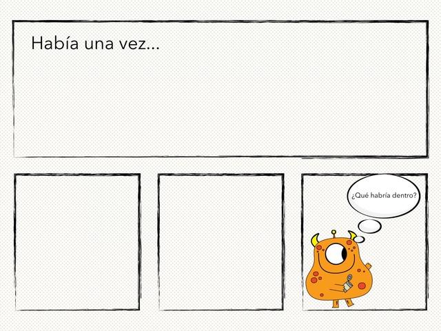 Cómic Prueba  by Pilar Aragón Aragón