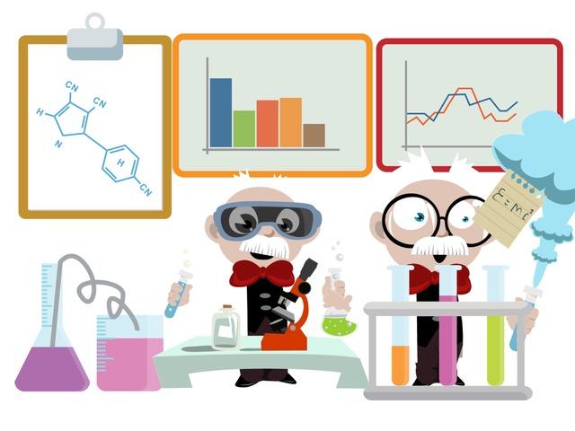 Crazy Scientist   by Ben Parker