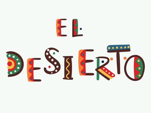 El Desierto by Pau Salinas Martín