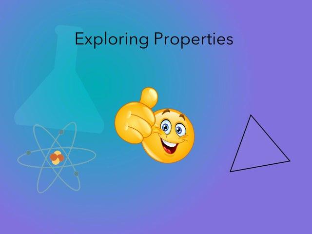 Exploring Properties by Bobby Payne
