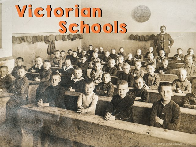 Victorian Schools by Lily Lamb