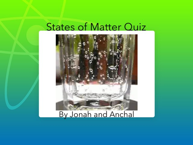 Anchal Jonah by Hulstrom 1st Grade