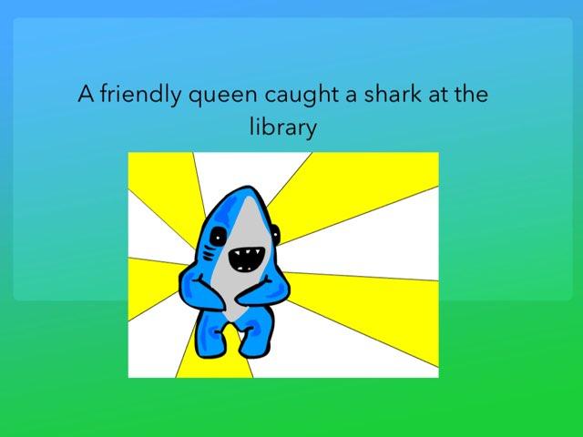 Funny shark  by Khoua Vang
