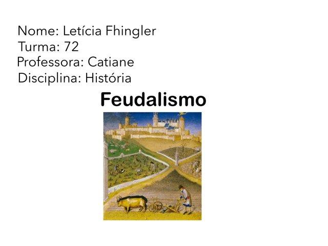 Leticia by Rede Caminho do Saber