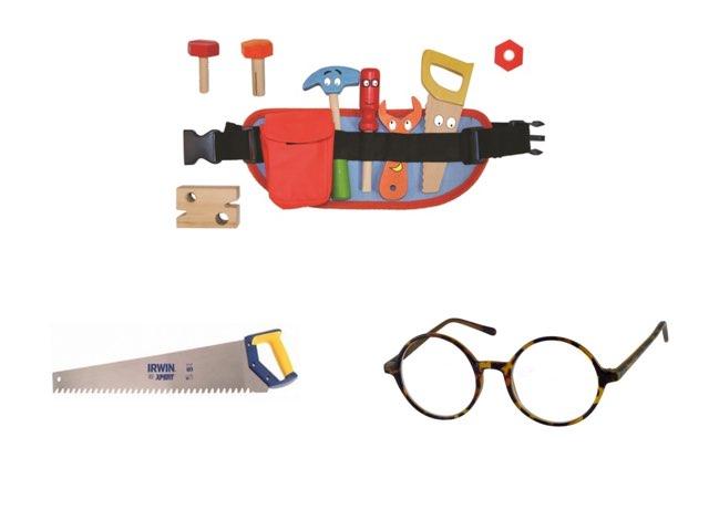כלי עבודה שייכות by Ira Gavrieli