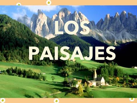 Los Paisajes Que Nos Rodean by Jose Sanchez Ureña