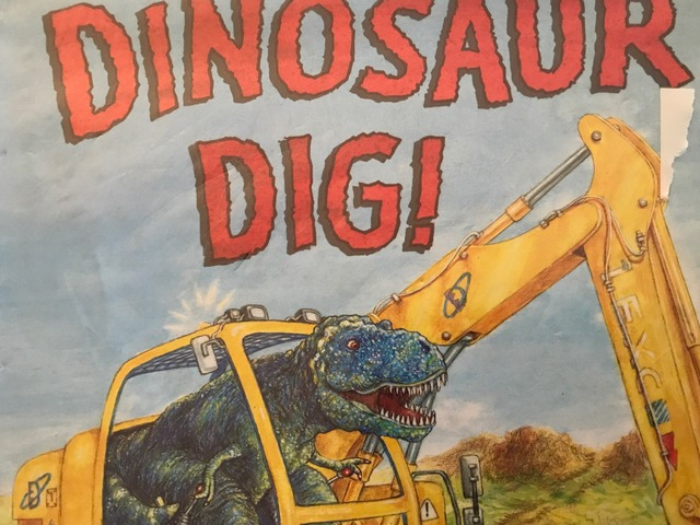 Dinosaur Dig! 2 by Lori Board