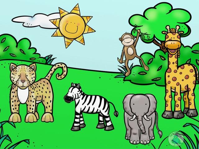 Zoo Animals by GueiBau Lin