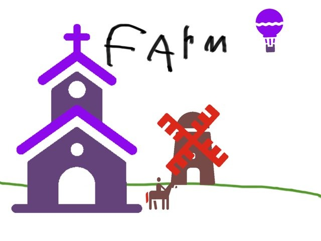 Farm Life  by wu yuan