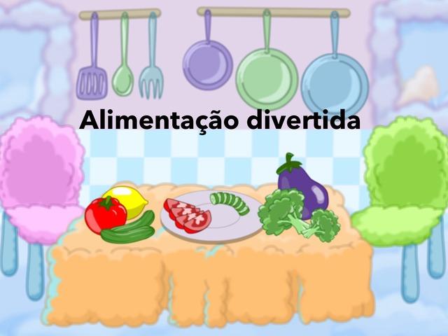 Alimentação Divertida by Gilvania Assunção Assunção
