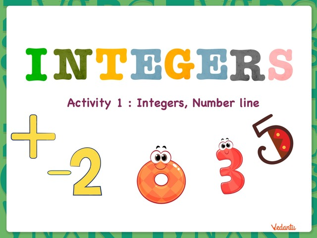 G6 Integers 1  by Manish Kumar