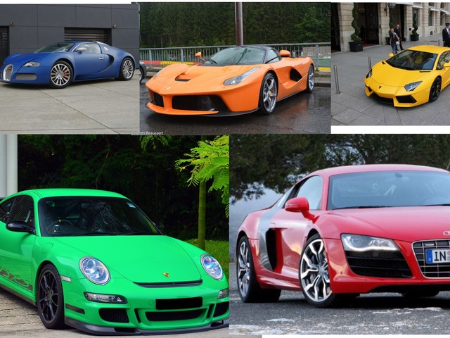 Colors Cars by moussa