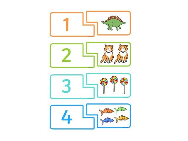Matching 1-10  by dwi kartika