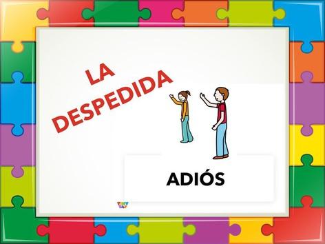 La Despedida by Aarón Ordóñez