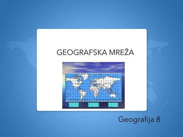 Geografska mreža 8 by Sanja