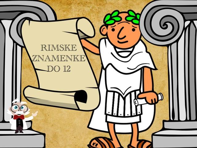 Rimske Znamenke, 2.r. by natasa delac