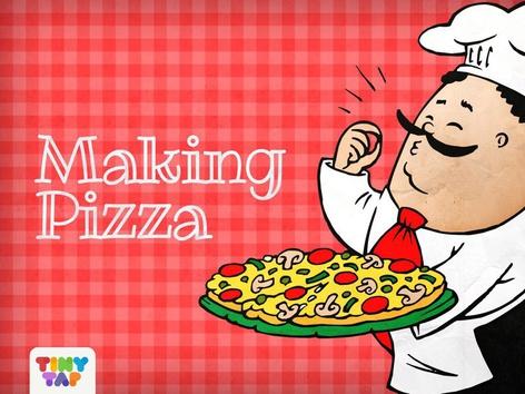 Making Pizza (EN UK) by Tiny Tap