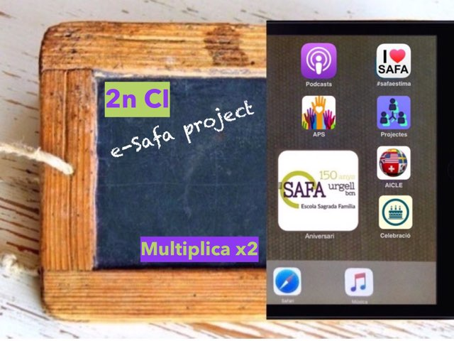 Multiplica x2 by IE Londres c/urgell