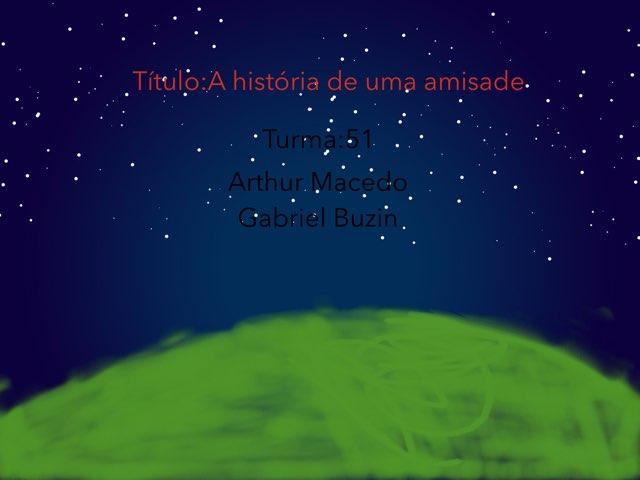 Arthur e Gabriel by Rede Caminho do Saber