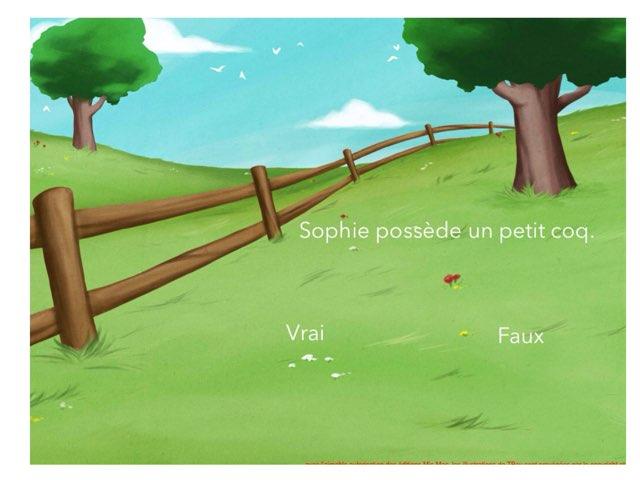 Vrai Ou Faux  by Cloé Malice