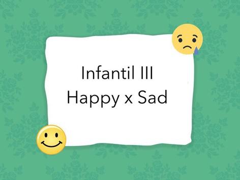 Happy X Sad by Thais Baumgartner