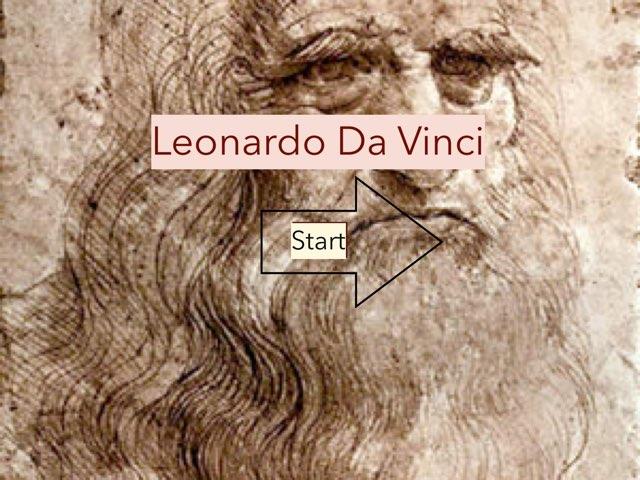 Leonardo Da Vinci by Thijn Boom