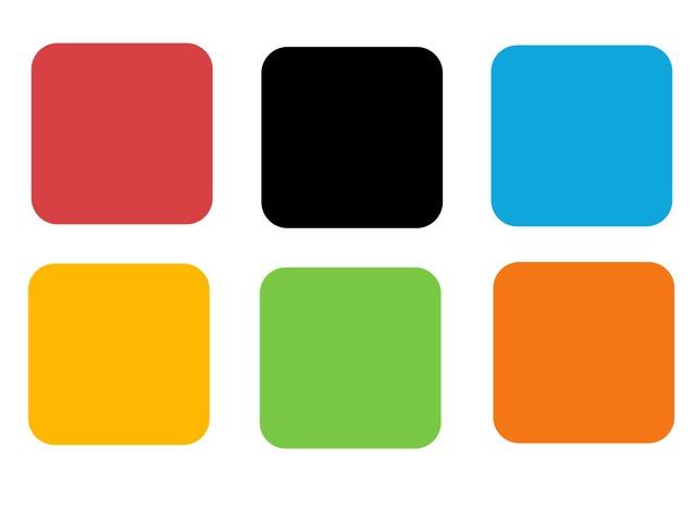 Puzzle Colors by Montserrat Roca Castells