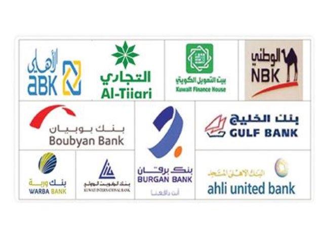 بنوك الكويت by Anood Aljabri