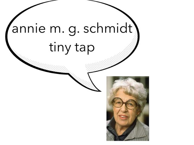 Annie m. g. schmidt by Olga Schuil