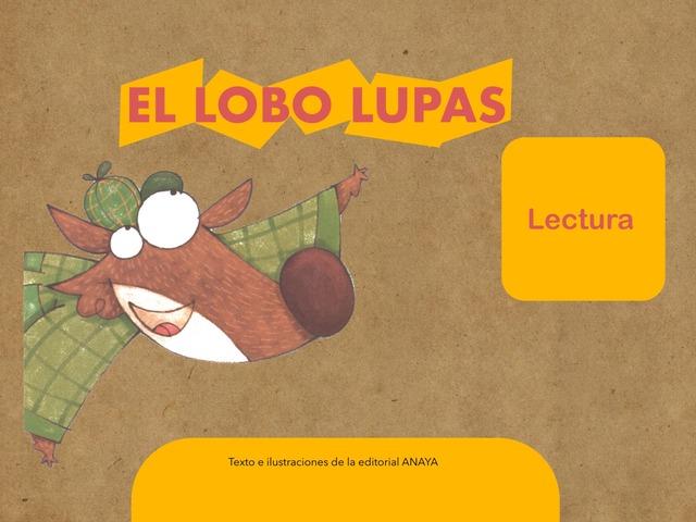 El Lobo Lupas by Sergio Mesa Castellanos