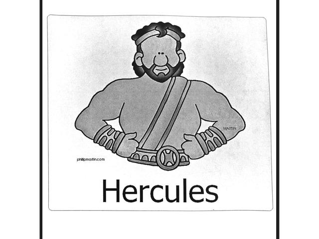 Hercules by Casey Sentz