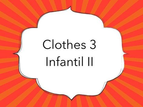 Infantil II - Clothes 3 by Thais Baumgartner