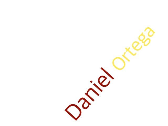 Daniel O by Diego Campos