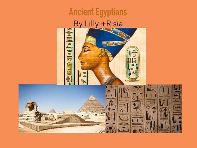 Ancient Egypt  by Dave Ravenscroft