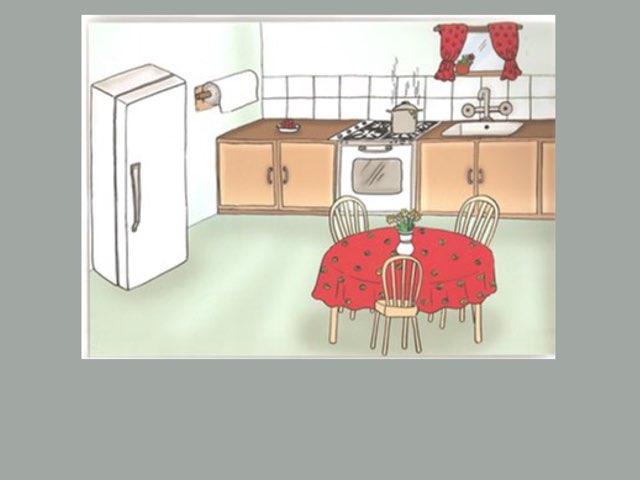 חדרי הבית - פאזלים by גלעד מחנך