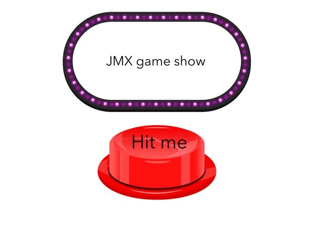 JMX Game Show  by Jada Topp